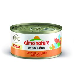 Almo Nature HFC Natural kanaa kissanpennuille 24 x 70g