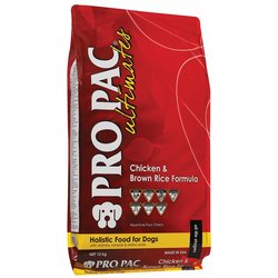 Pro Pac Ultimates CHICKEN & BROWN RICE WHOLE GRAIN 12KG