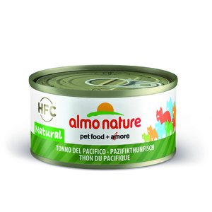 Almo Nature HFC Natural Tyynenmeren tonnikala 24 x 70g