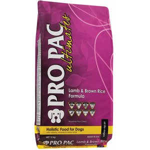 Pro Pac Ultimates LAMB & BROWN RICE 12KG